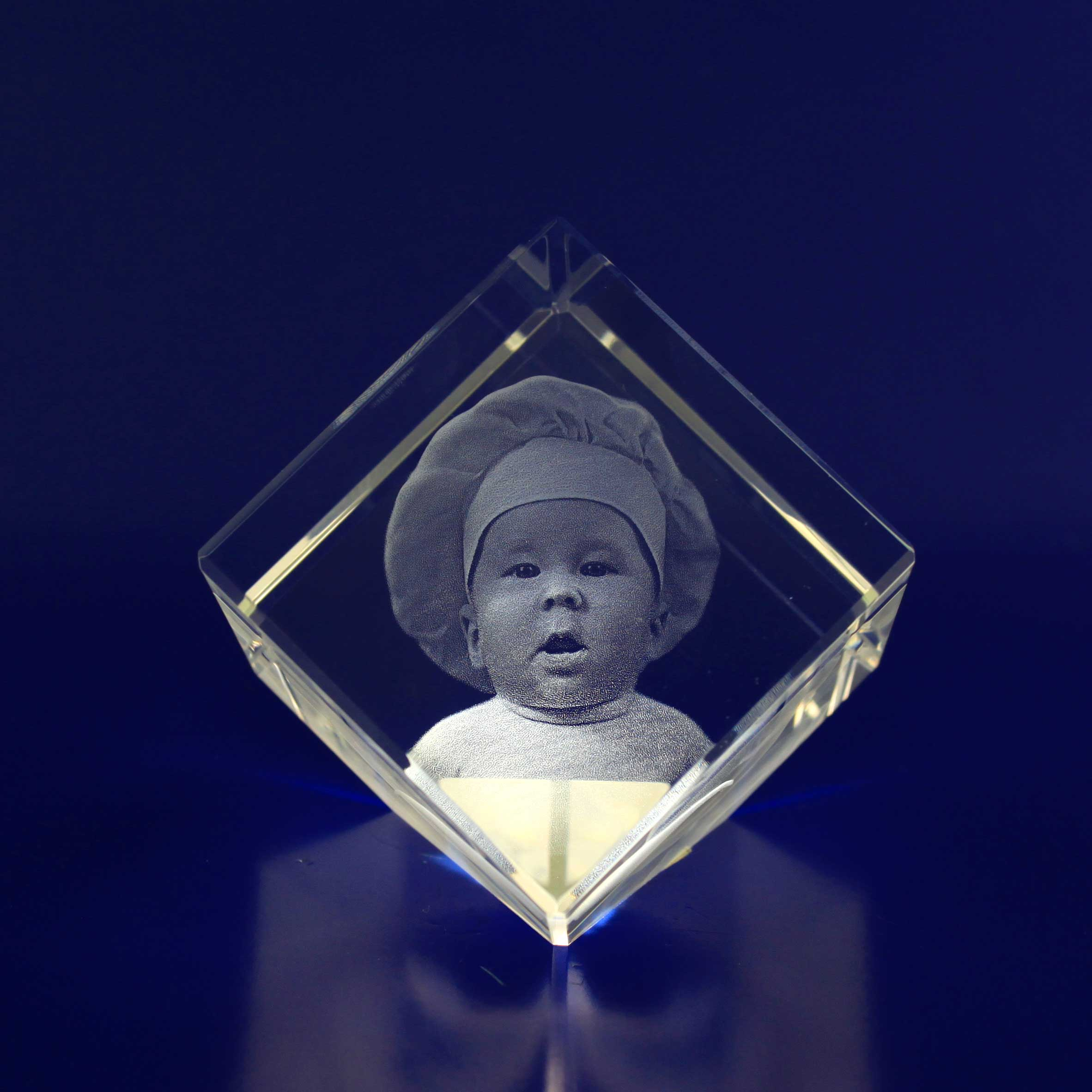 3D Crystal - Diamond