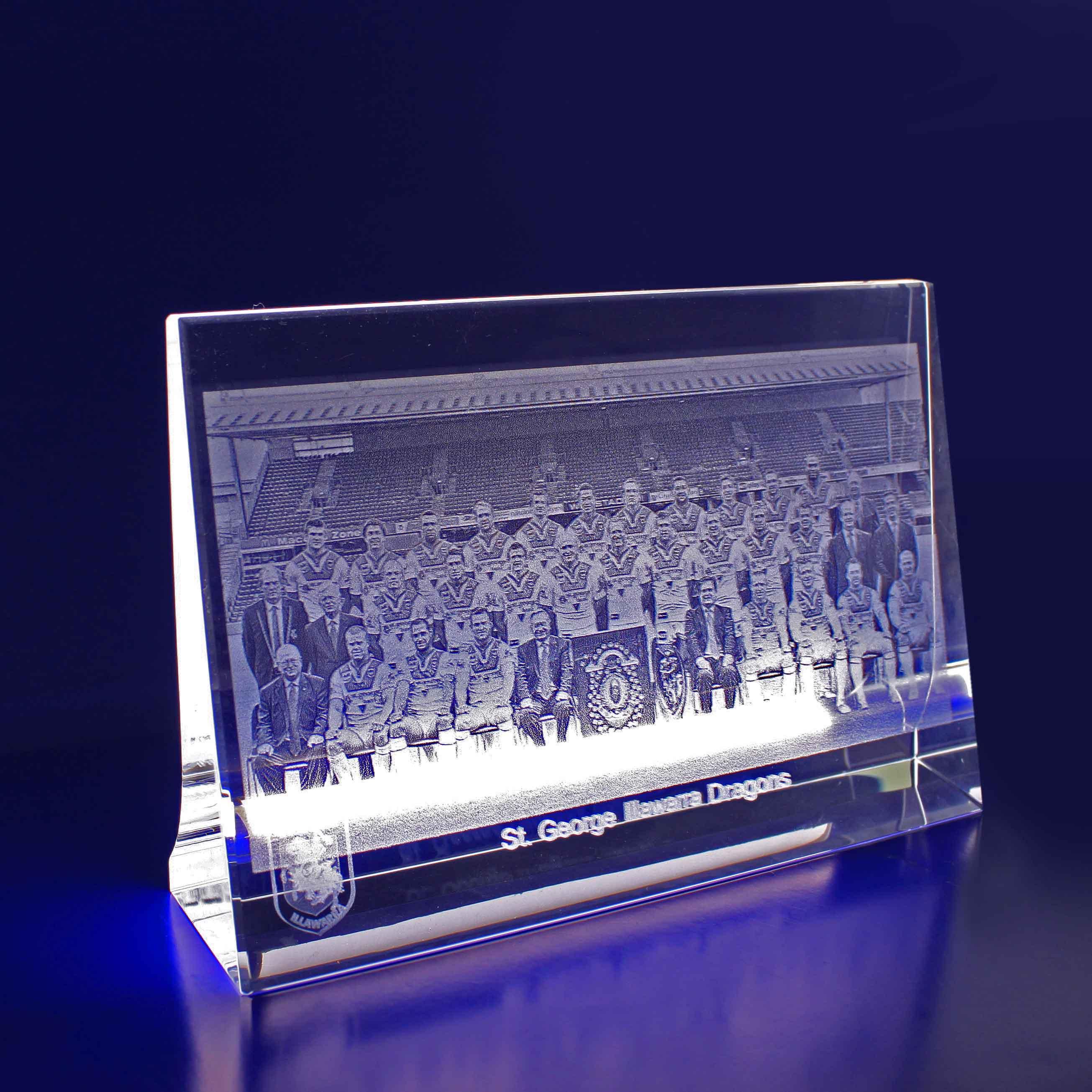 3D Crystal -  Photo Crystal