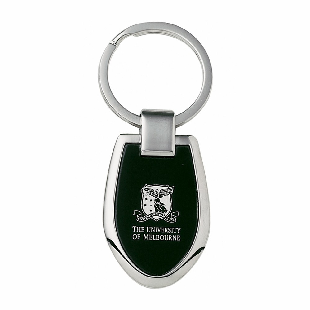 Le Mans Shield Keychain