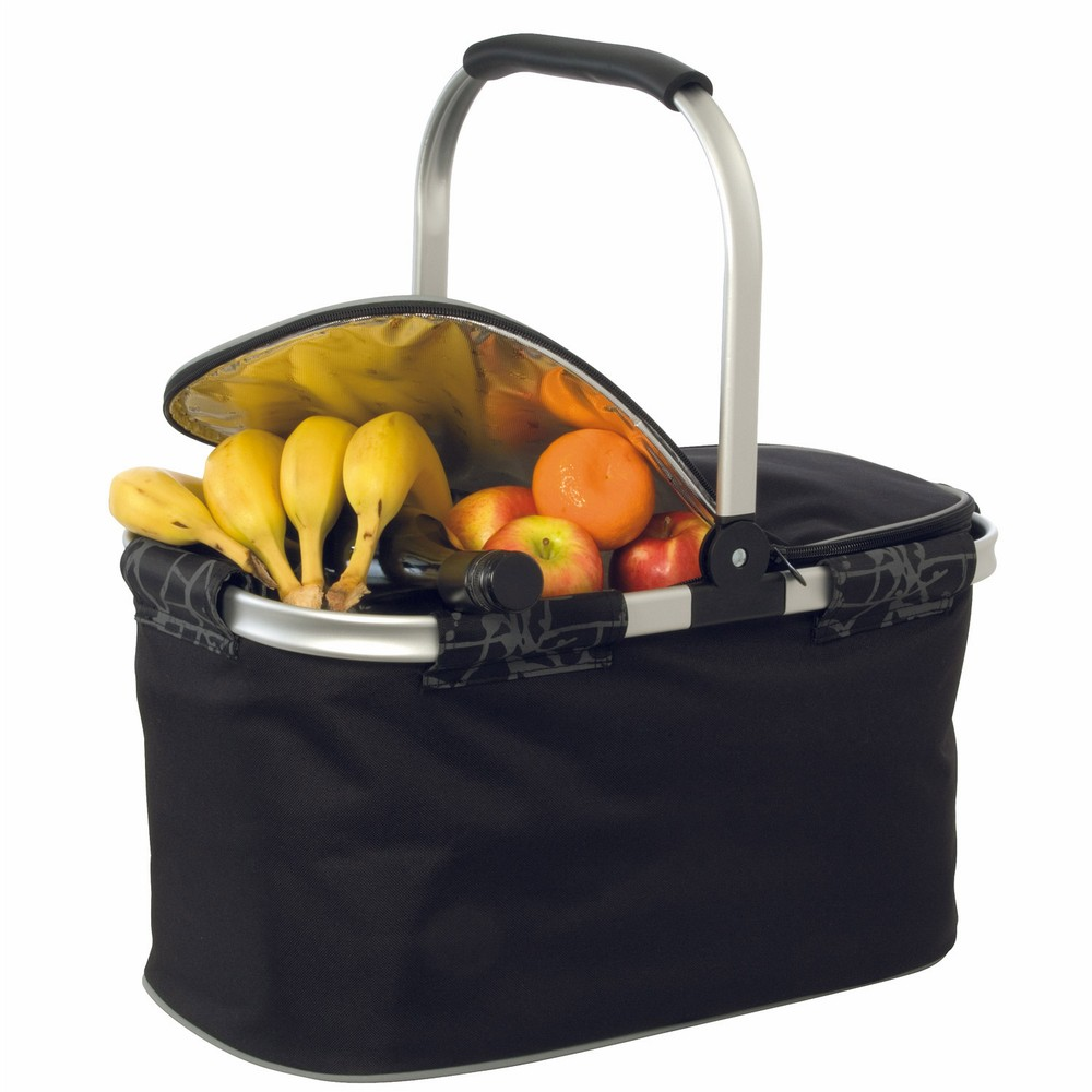 Lakeside Picnic Cooler Basket