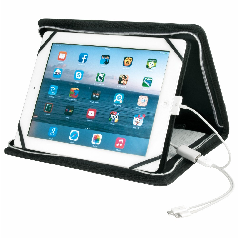 Power Bank Tablet Portfolio