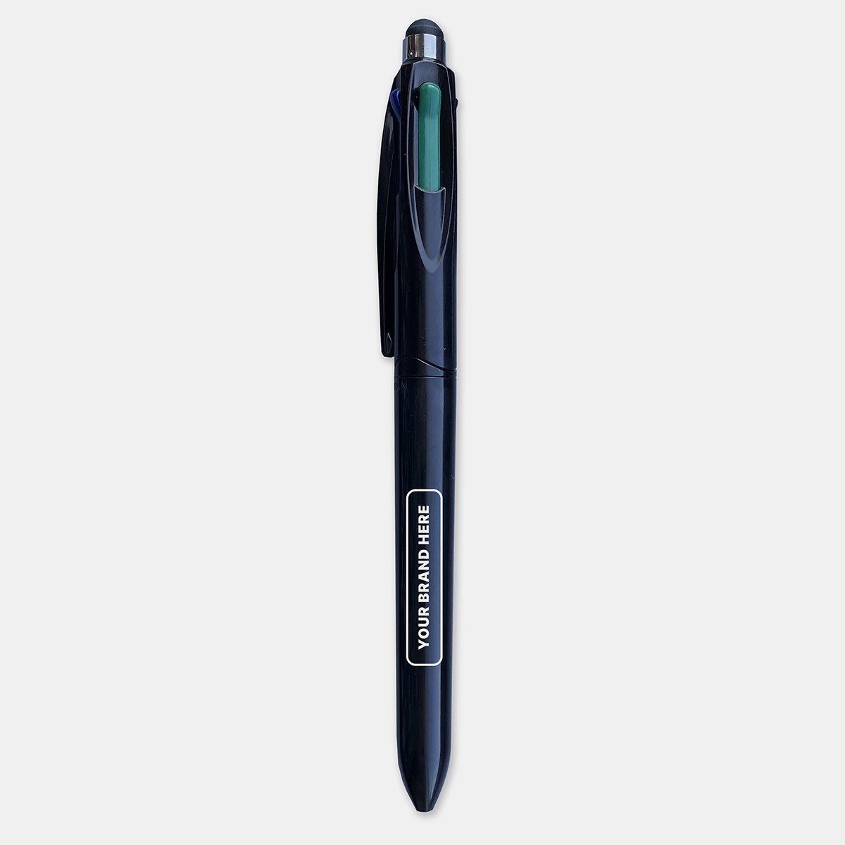 4 Colour Pen With Stylus