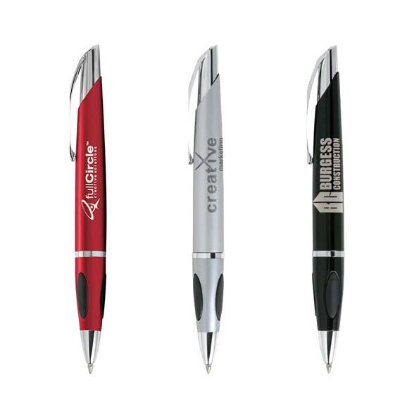 Protrusion Grip Pen