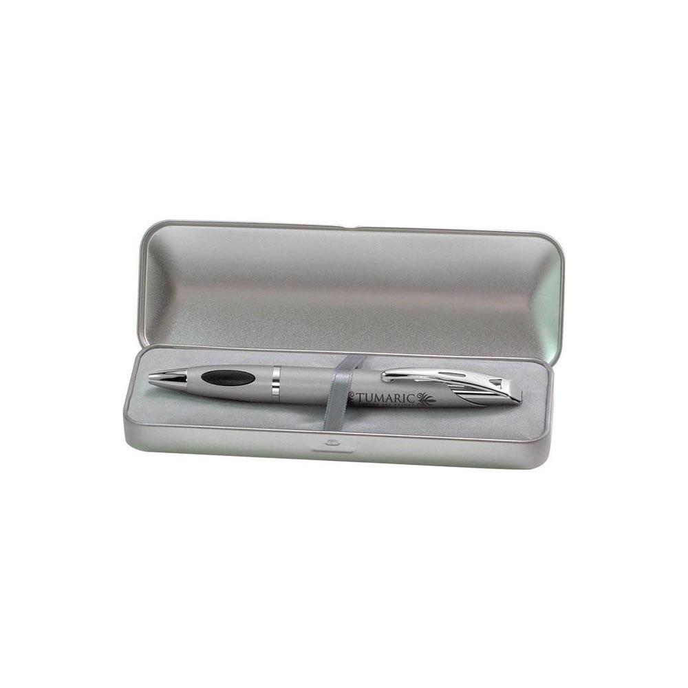 Brushed Metal Gift Box
