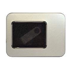 Rectangular Metallic Tin