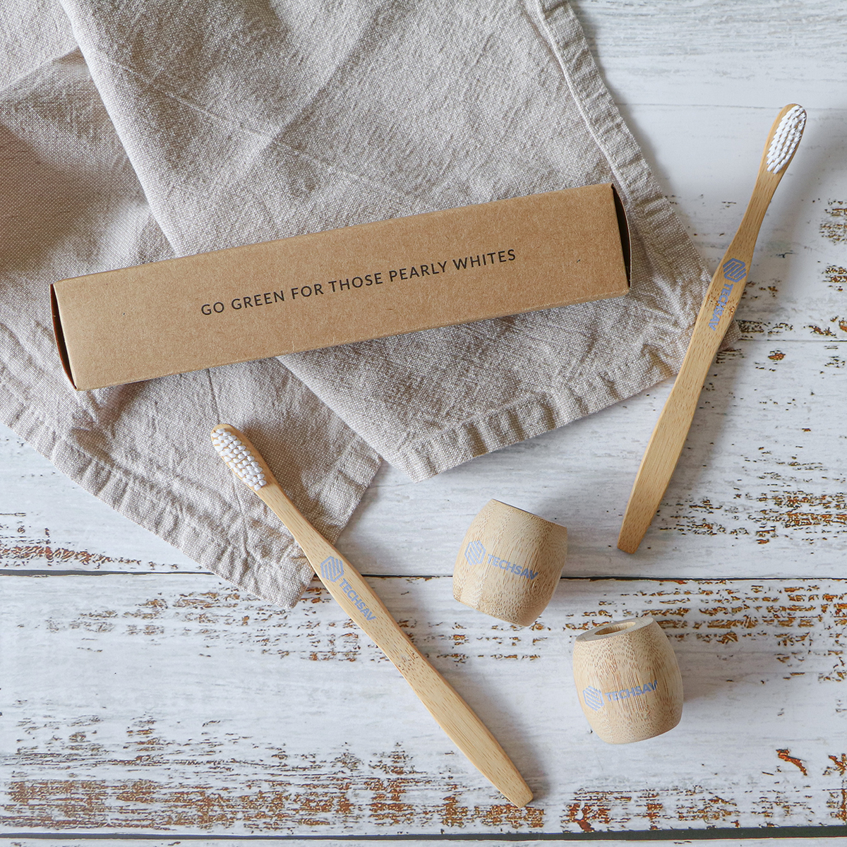 Bambu Toothbrush