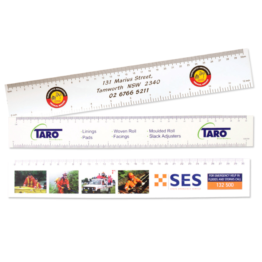 Rulers (Laminated Card)