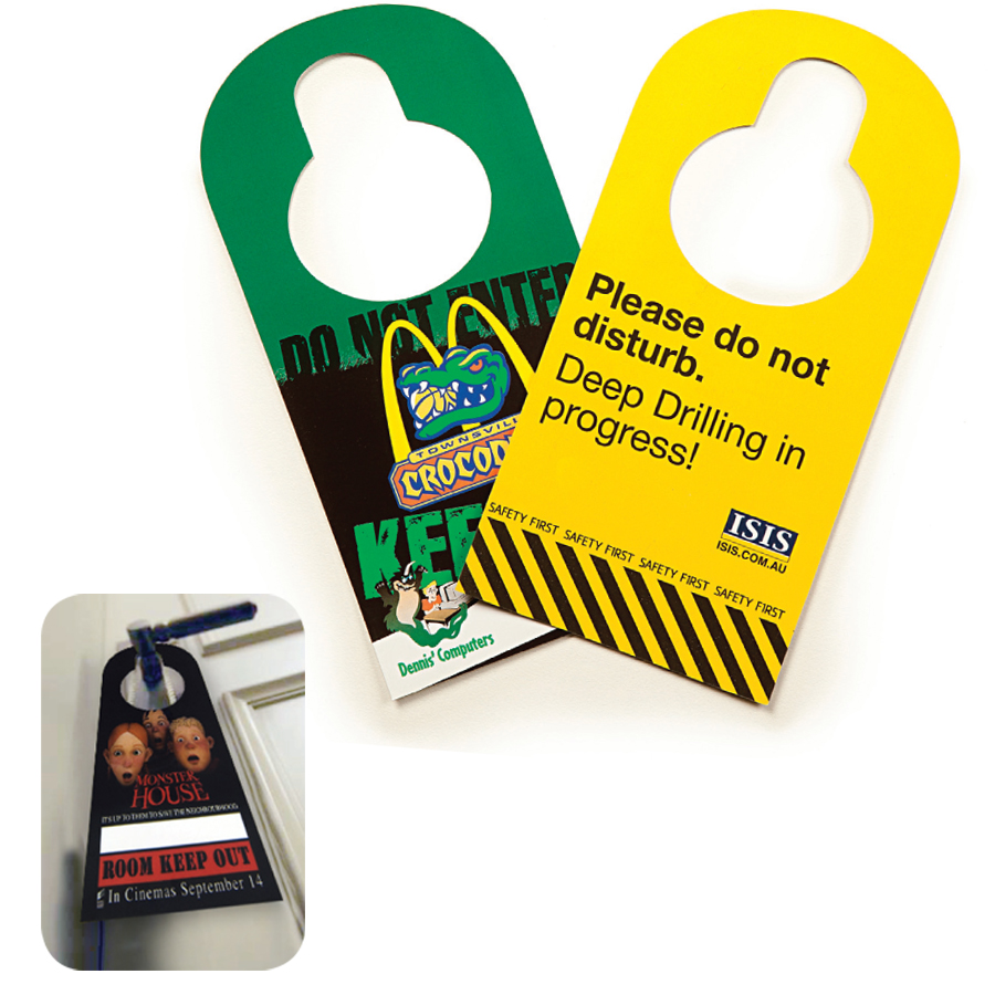 Double Sided Door Hanger