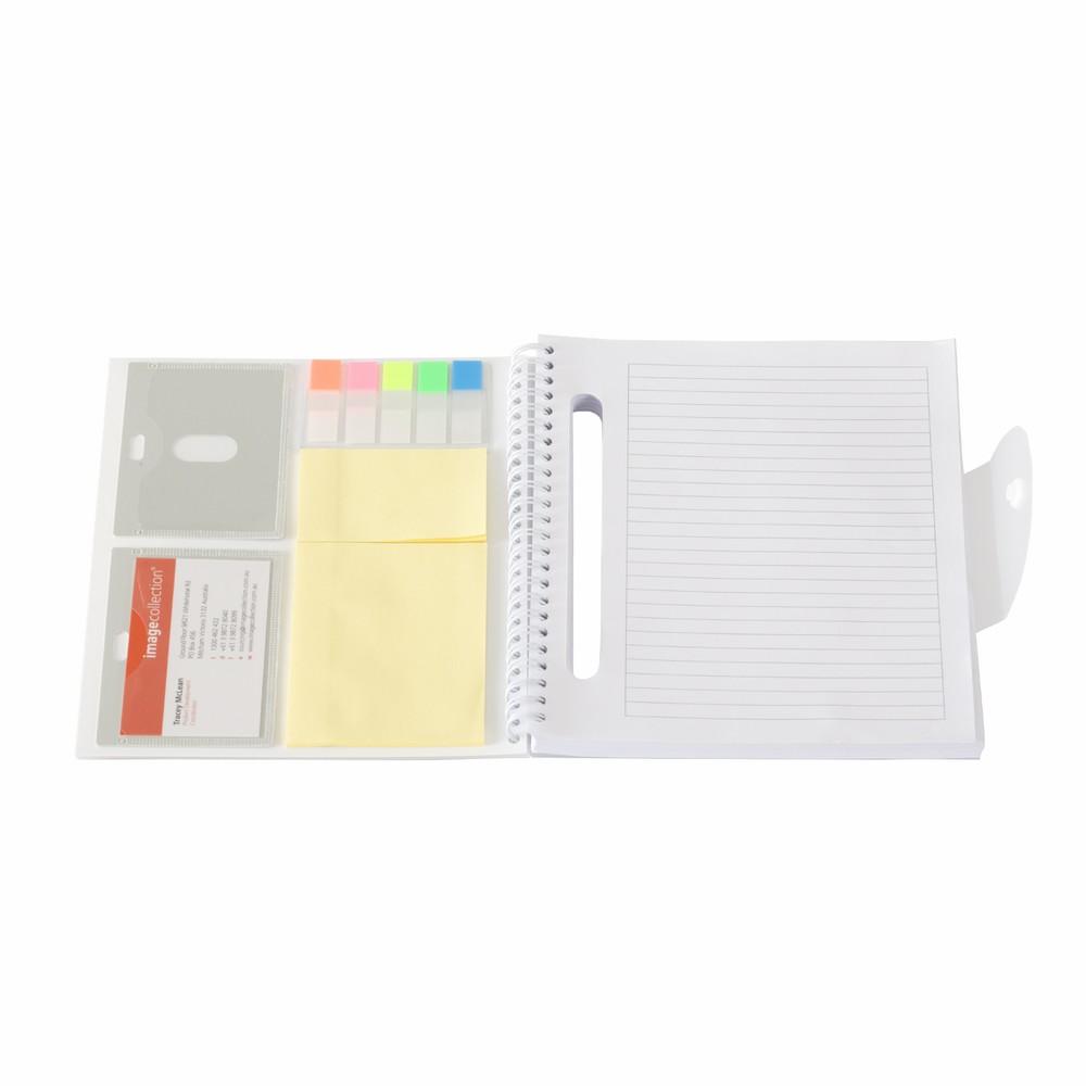 Frosty Notepad