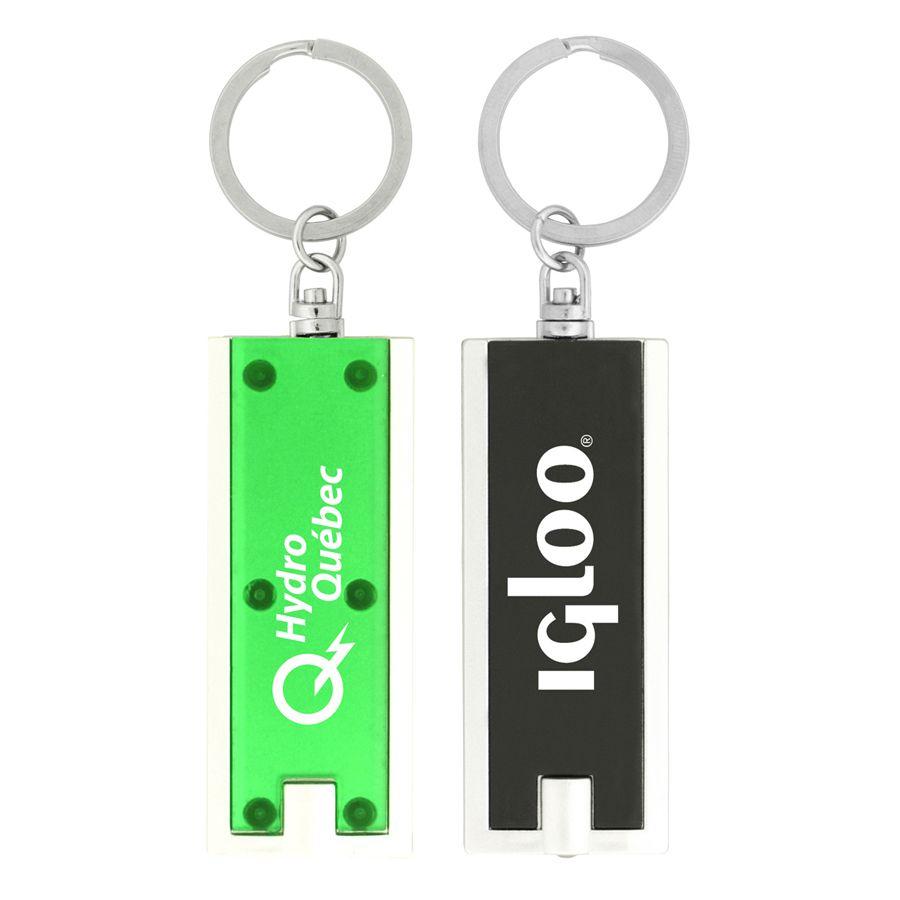 Turbo Flashlight Key Chain