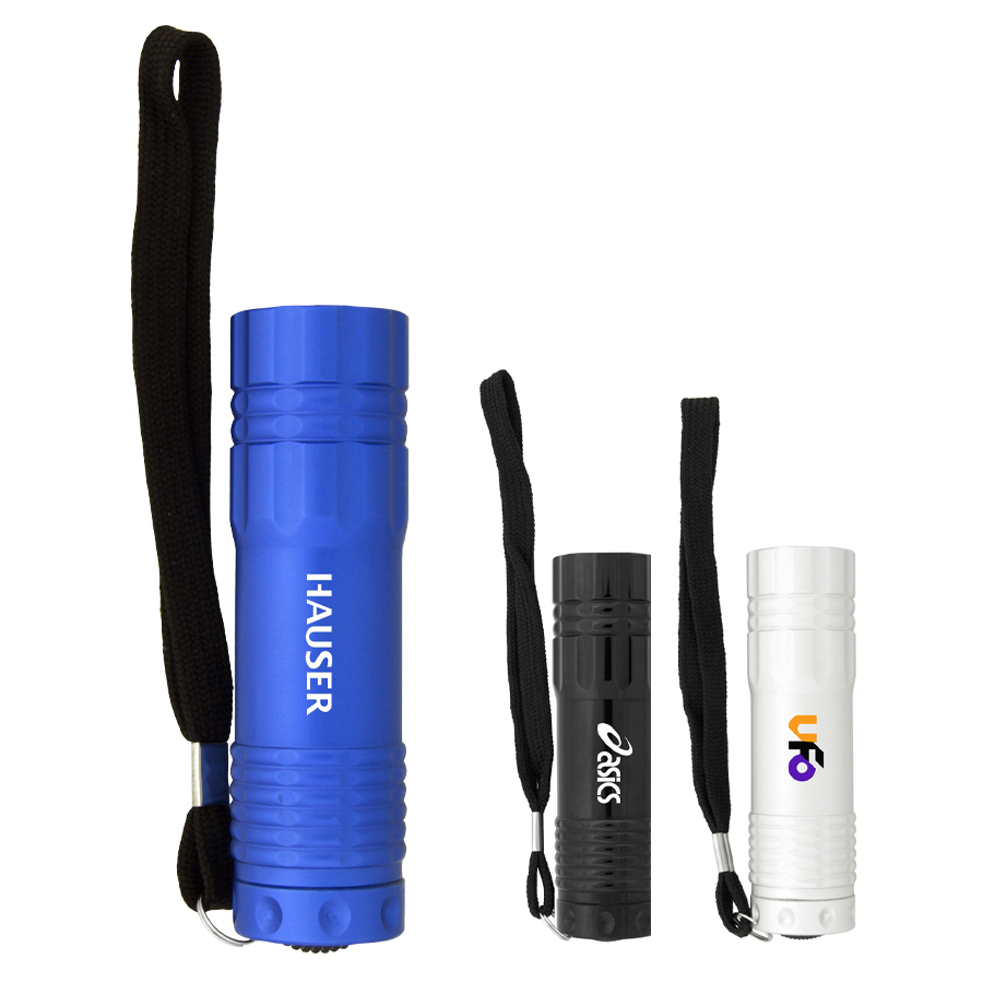 Industrial Triple LED Flashlight