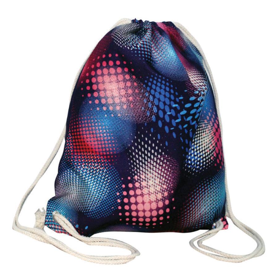 Full-Colour Drawstring Bag