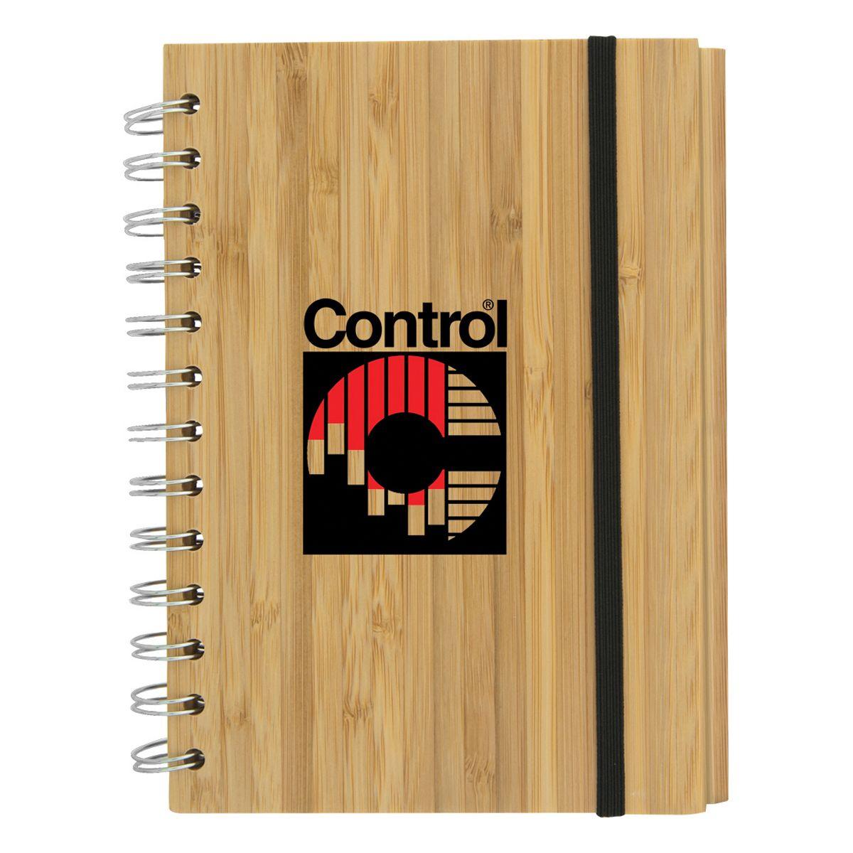 Bamboo Eco Notebook