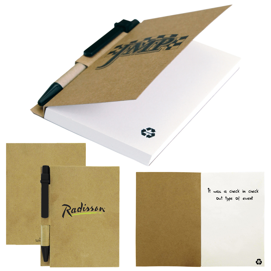 Aria Recycled Notebook