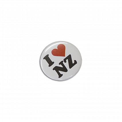 Button Badge Round - 37mm