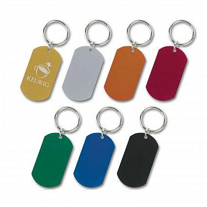 Lotus Key Ring
