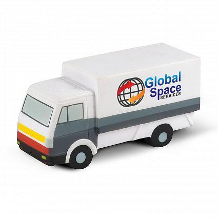 Stress Small Truck