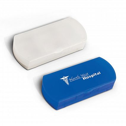 Pill Case and Bandage Dispenser