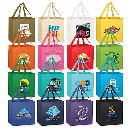 City Shopper Tote Bag