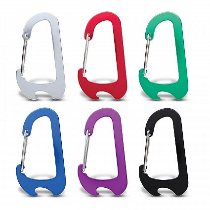Everest Carabiner Bottle Opener