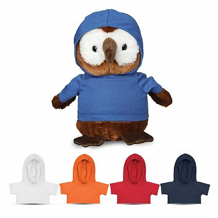 Small Hoot Owl - Hoodie