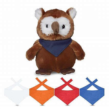 Small Hoot Owl - Bandana