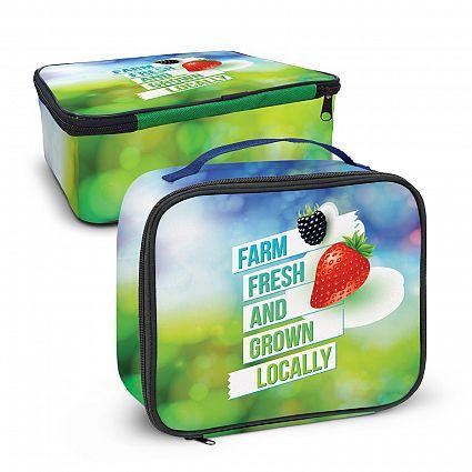 Zest Lunch Cooler Bag - Full Colour