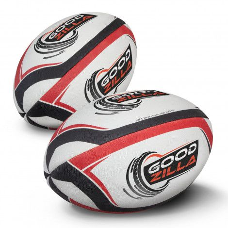Rugby Ball Promo