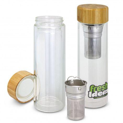 Tea Infuser Bottle