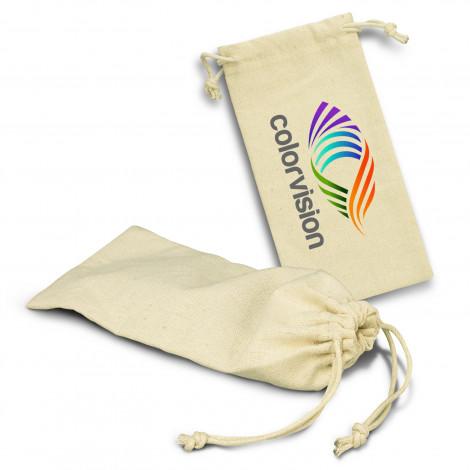 Cotton Sunglass Pouch