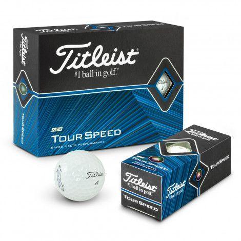 Titleist Tour Speed Golf Ball